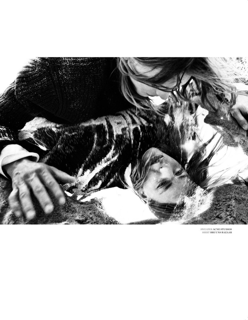 deeper boe marion6 Julia Hafstrom Dives into Deep Waters for Scandinavia S/S/A/W 2013