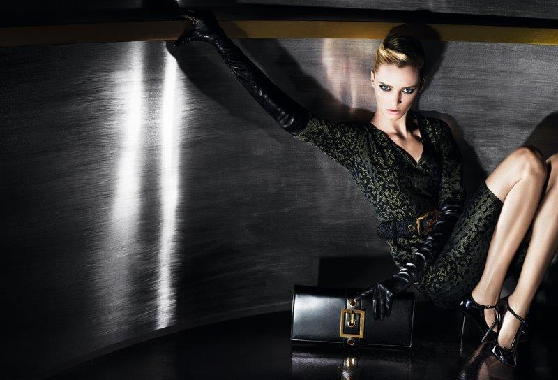 gucci daria pre fall1 Daria Strokous Stars in Gucci Pre Fall 2013 Campaign by Mert & Marcus