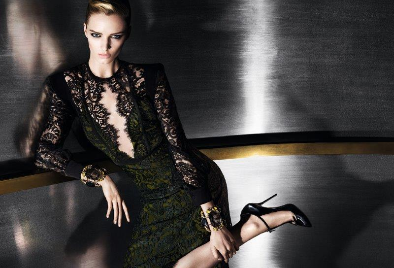 Daria Strokous Stars in Gucci Pre-Fall 2013 Campaign by Mert & Marcus