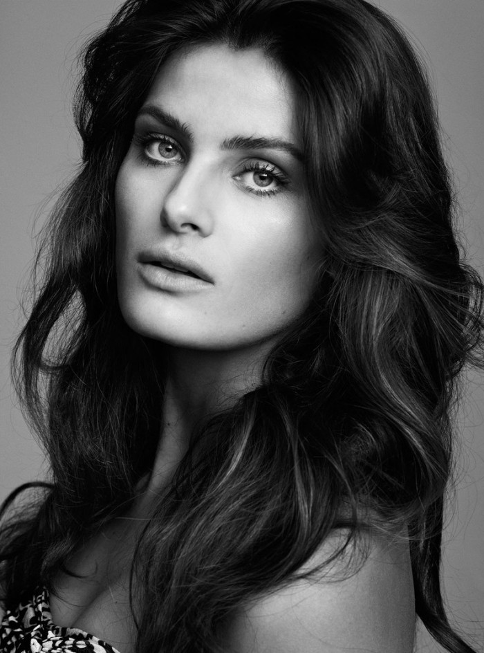 isabeli 25 magazine1 Isabeli Fontana Keeps it Simple for 25 Magazine S/S 2013 by Lachlan Bailey