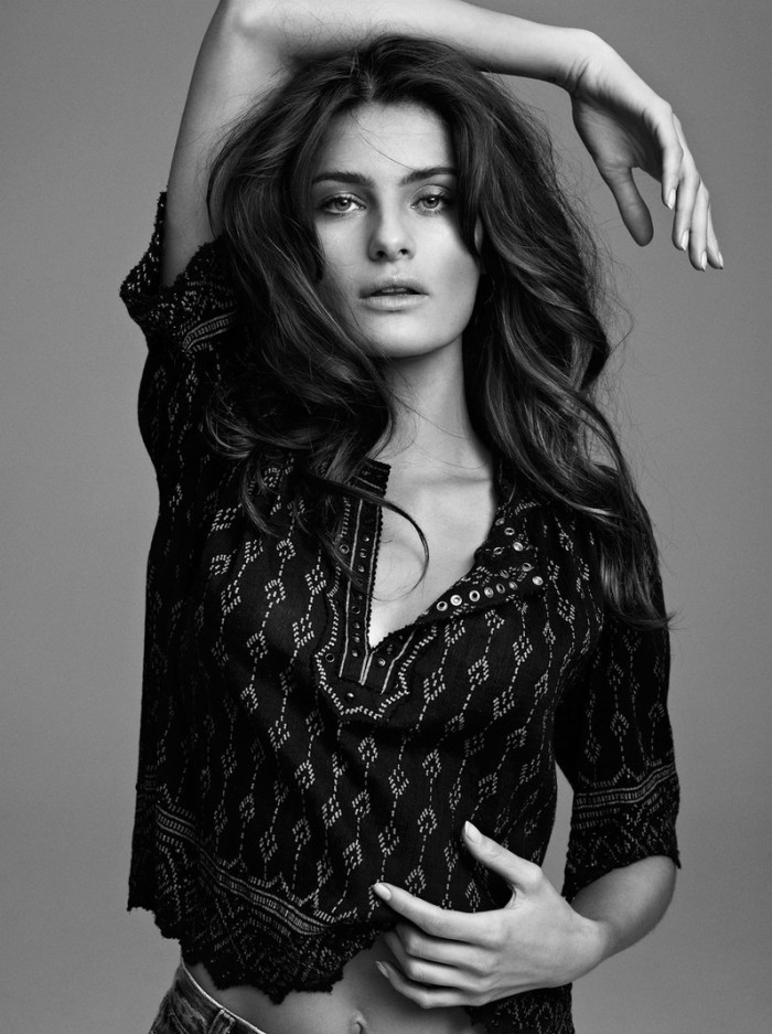 isabeli 25 magazine5 Isabeli Fontana Keeps it Simple for 25 Magazine S/S 2013 by Lachlan Bailey