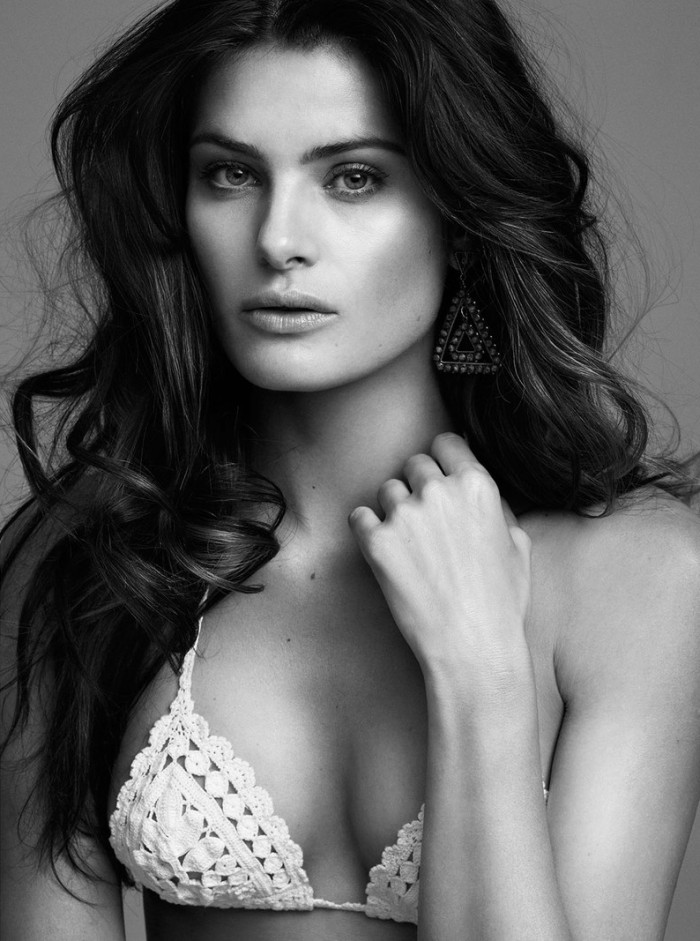 Isabeli Fontana Keeps it Simple for 25 Magazine S/S 2013 by Lachlan Bailey