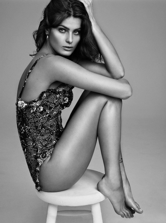 isabeli 25 magazine7 Isabeli Fontana Keeps it Simple for 25 Magazine S/S 2013 by Lachlan Bailey