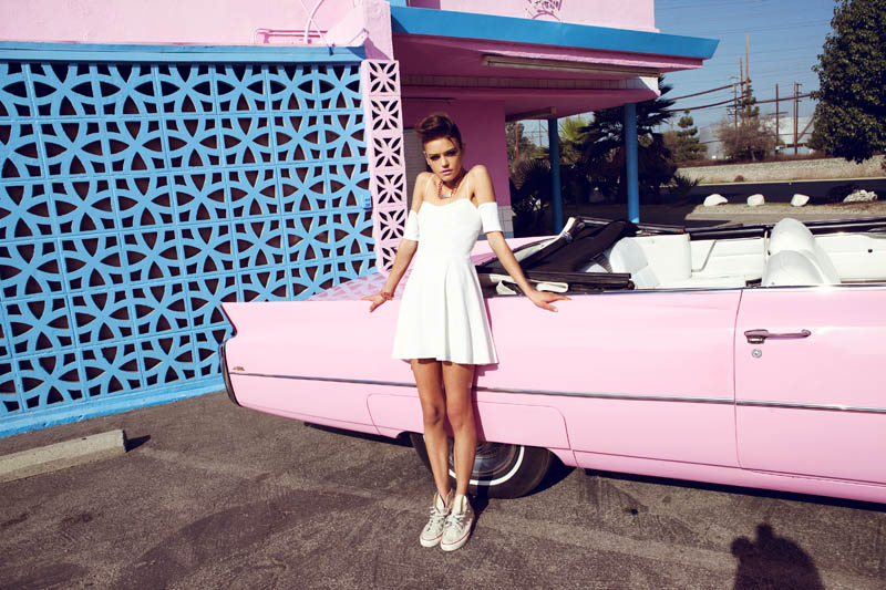 love lemons pre fall23 For Love & Lemons Taps Daria Pleggenkuhle for Pre Fall 2013 Lookbook