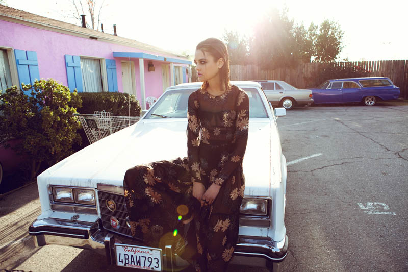 love lemons pre fall8 For Love & Lemons Taps Daria Pleggenkuhle for Pre Fall 2013 Lookbook