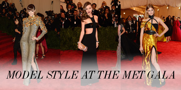 model met gala Slideshow: Gisele Bundchen, Miranda Kerr, Kate Upton and More Models at the 2013 Met Gala
