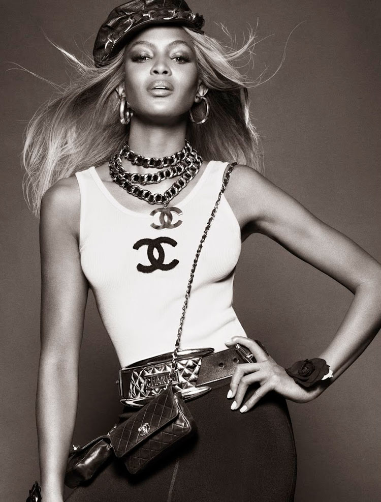 naomi campbell9 Naomi Campbell Gets Glam for Tom Munro in Vogue Brazil May 2013