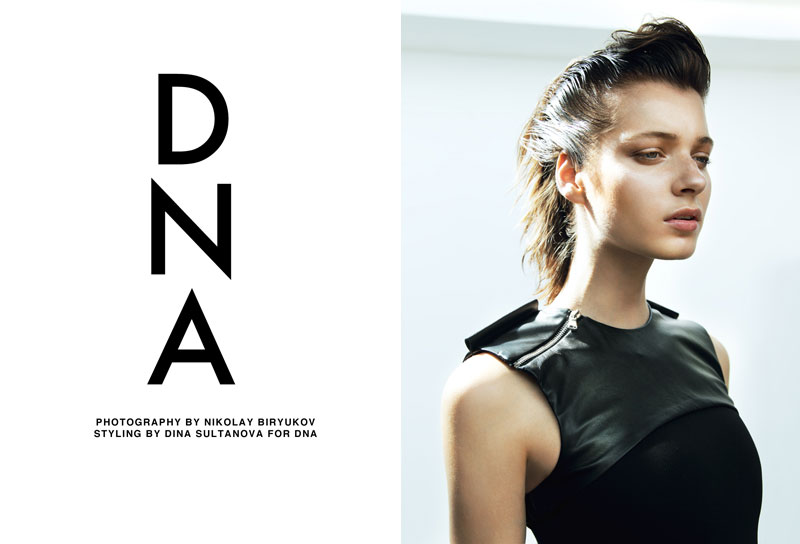nikolay dna Vivian Witjes by Nikolay Biryukov in DNA for Fashion Gone Rogue