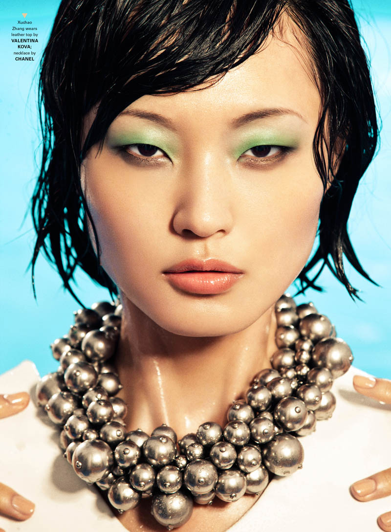summer glow zhang jingna3 Xuchao Zhang by Zhang Jingna in Summer Glow for Fashion Gone Rogue