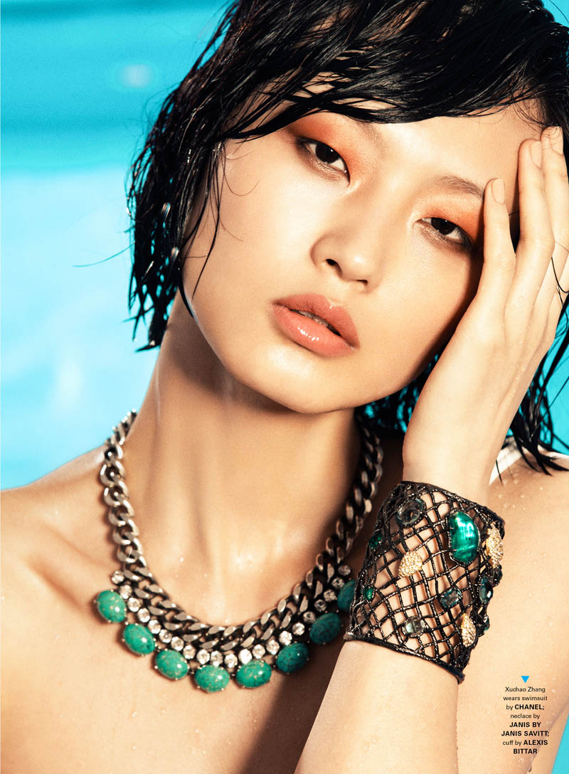summer glow zhang jingna4 Xuchao Zhang by Zhang Jingna in Summer Glow for Fashion Gone Rogue
