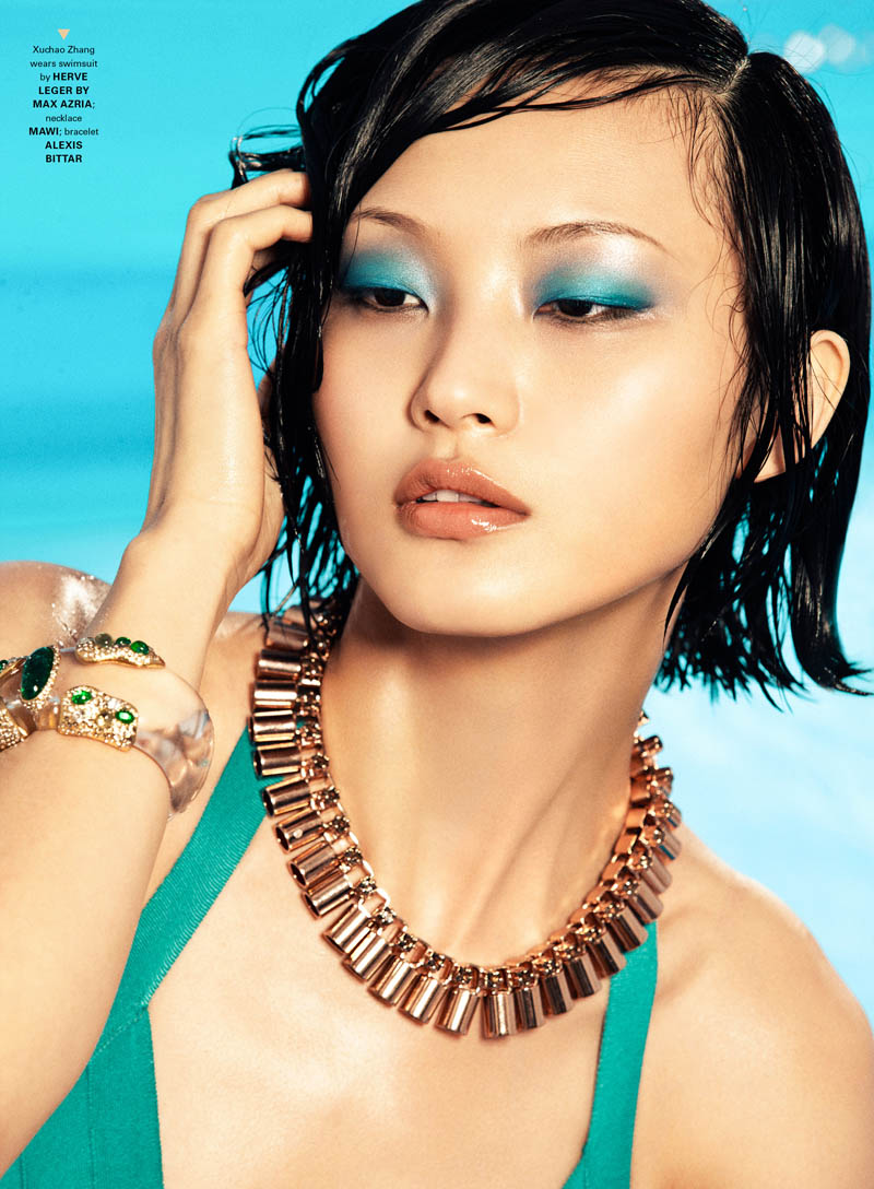 summer glow zhang jingna5 Xuchao Zhang by Zhang Jingna in Summer Glow for Fashion Gone Rogue