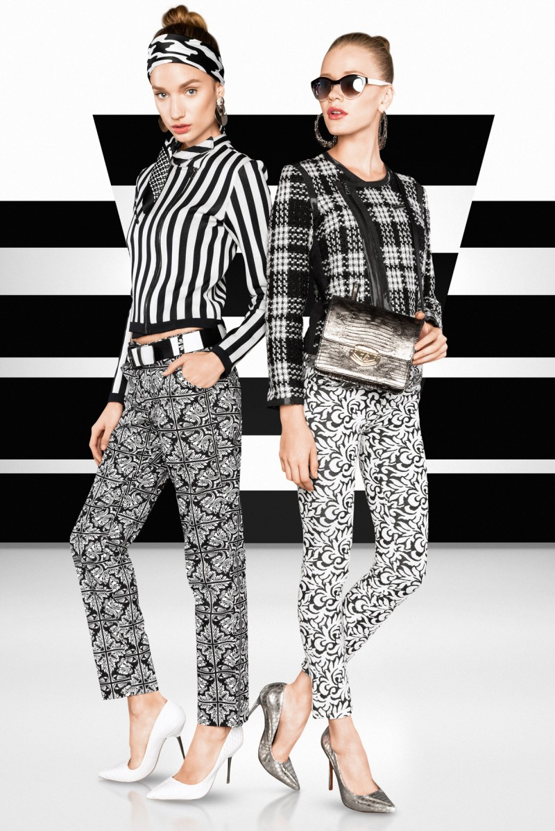 vogue brazil5 Tavinho Costa Shoots Black and White Fashions for Vogue Brazil May 2013