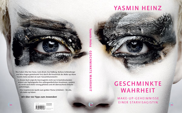 Flying Colors copy Interview with Makeup Artist Yasmin Heinz on New Book Geschminkte Wahrheit