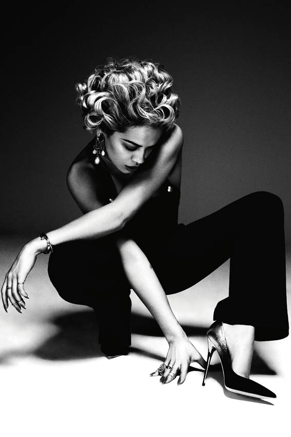 INTERVIEW 01 0088f3 Rita Ora Fronts Interview Germany August 2013 Cover