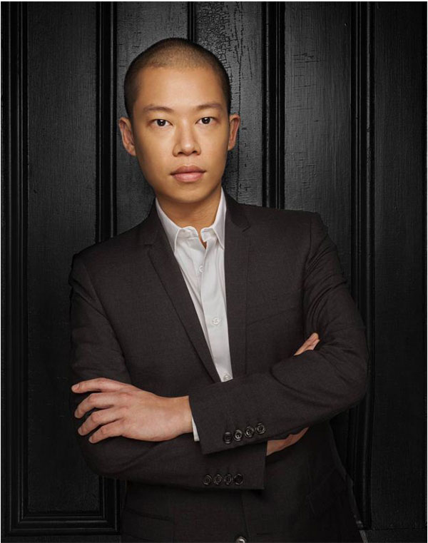Jason Wu Portrait Jason Wu Named Artistic Director of BOSS Womenswear