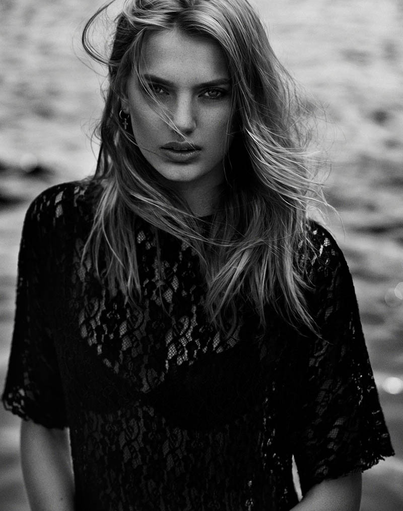 KOC 09 Kocca Taps Bregje Heinen for Fall 2013 Campaign by Hunter & Gatti