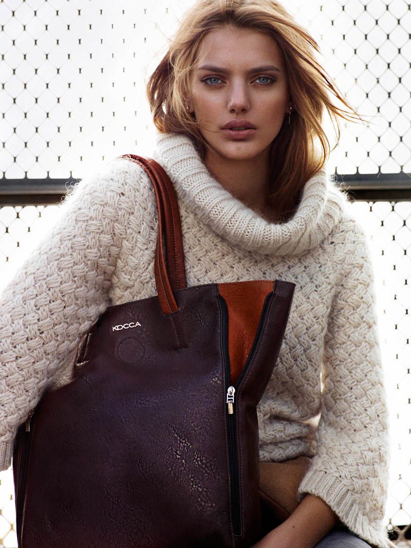 KOC 12 Kocca Taps Bregje Heinen for Fall 2013 Campaign by Hunter & Gatti