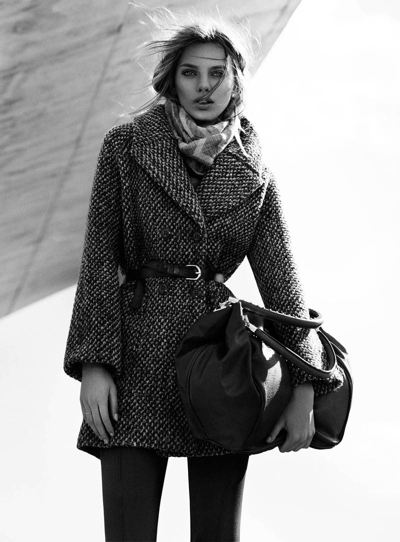 KOC 15 Kocca Taps Bregje Heinen for Fall 2013 Campaign by Hunter & Gatti