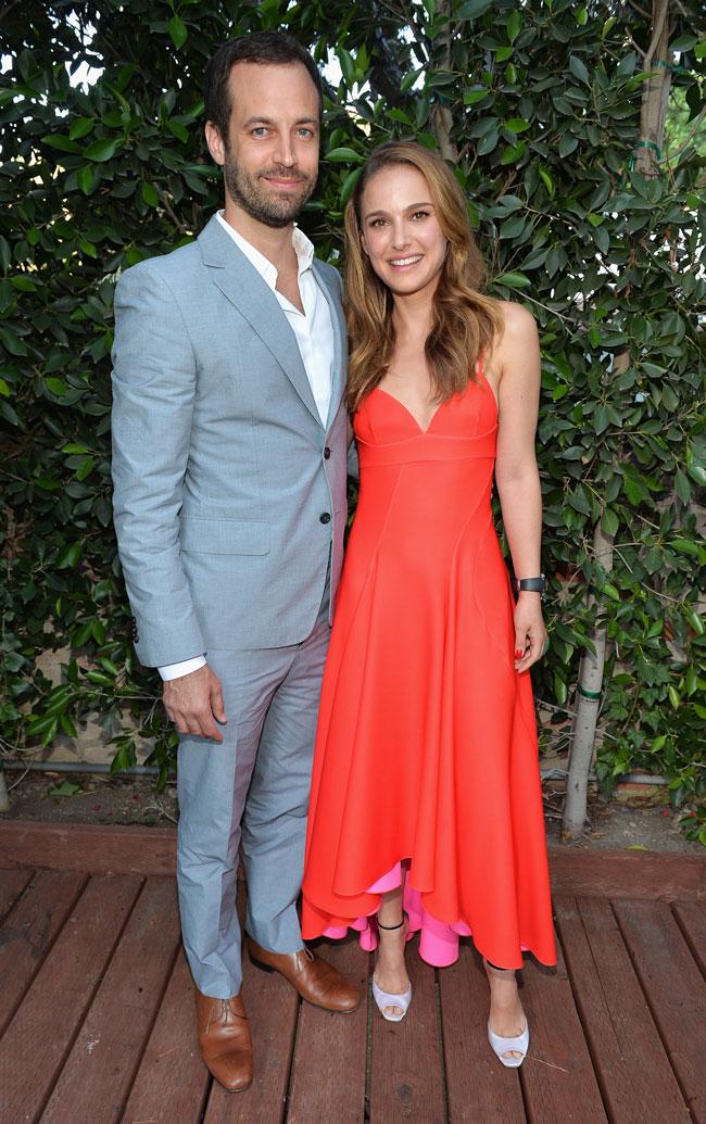NATALIE PORTMAN3 Natalie Portman Wears Dior to LA Dance Project Inaugural Benefit Gala