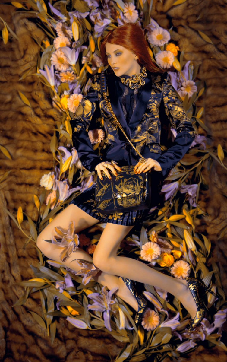 Psychotic Love 26 753x1200 Roberto Cavalli Celebrates Fall Accessories with Psychotic Love