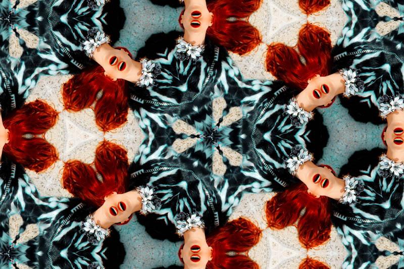 "Roberto Cavalli Celebrates Fall Accessories with ""Psychotic Love"""