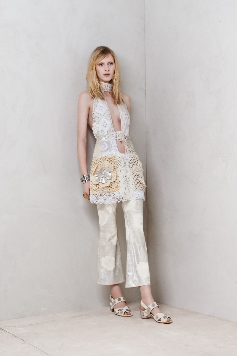 alexander mcqueen resort 2014 19 Alexander McQueen Resort 2014 Collection