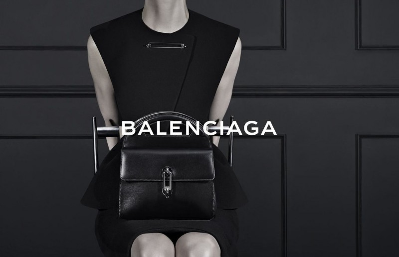 balenciaga fall ad steven klein 800x517 New Shot from Balenciaga Fall 2013 Campaign by Steven Klein
