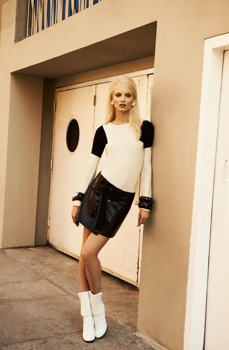 Melissa Tammerijn Gets Retro for Alexander Neumann in Harper's Bazaar Latin America June 2013