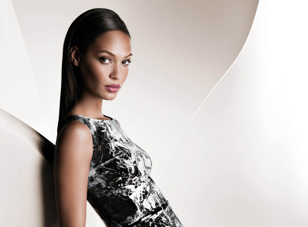 boss fall women5 Anja Rubik and Joan Smalls Front Hugo Boss Fall 2013 Campaign