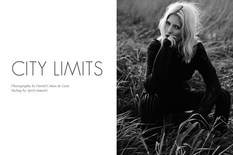 city limits Eveline Rozing by David Cohen de Lara in City Limits for Fashion Gone Rogue