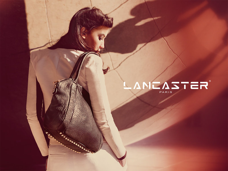 daisy lowe lancaster1 Daisy Lowe Tapped for Lancaster Fall 2013 Campaign