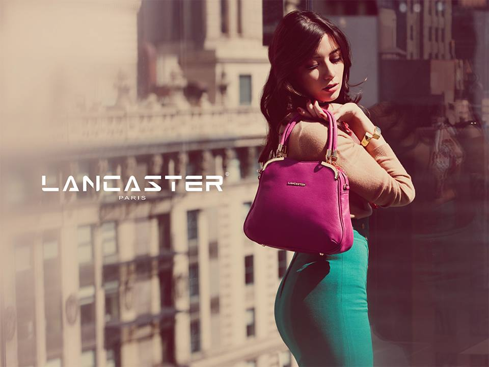 daisy lowe lancaster3 Daisy Lowe Tapped for Lancaster Fall 2013 Campaign