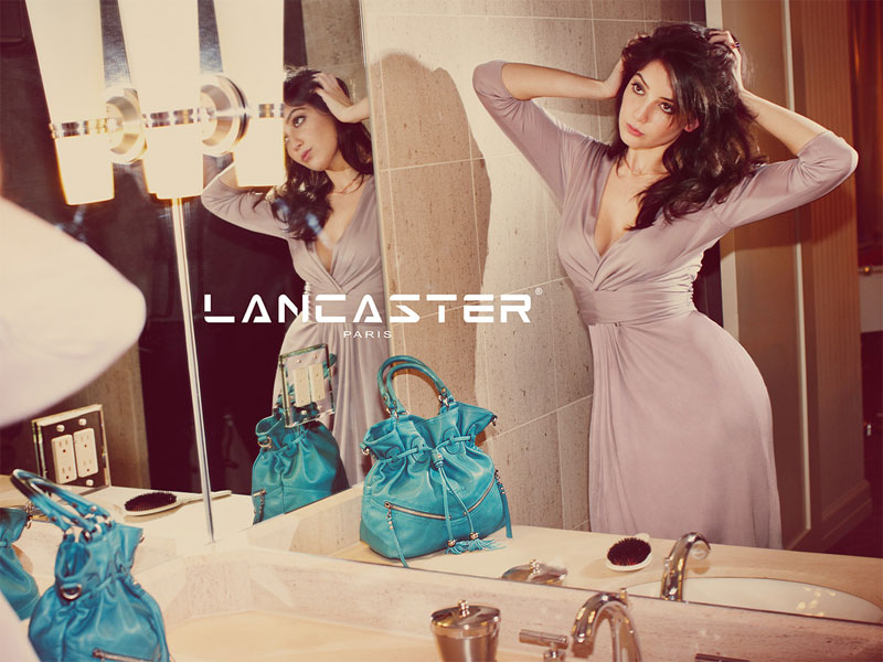daisy lowe lancaster6 Daisy Lowe Tapped for Lancaster Fall 2013 Campaign