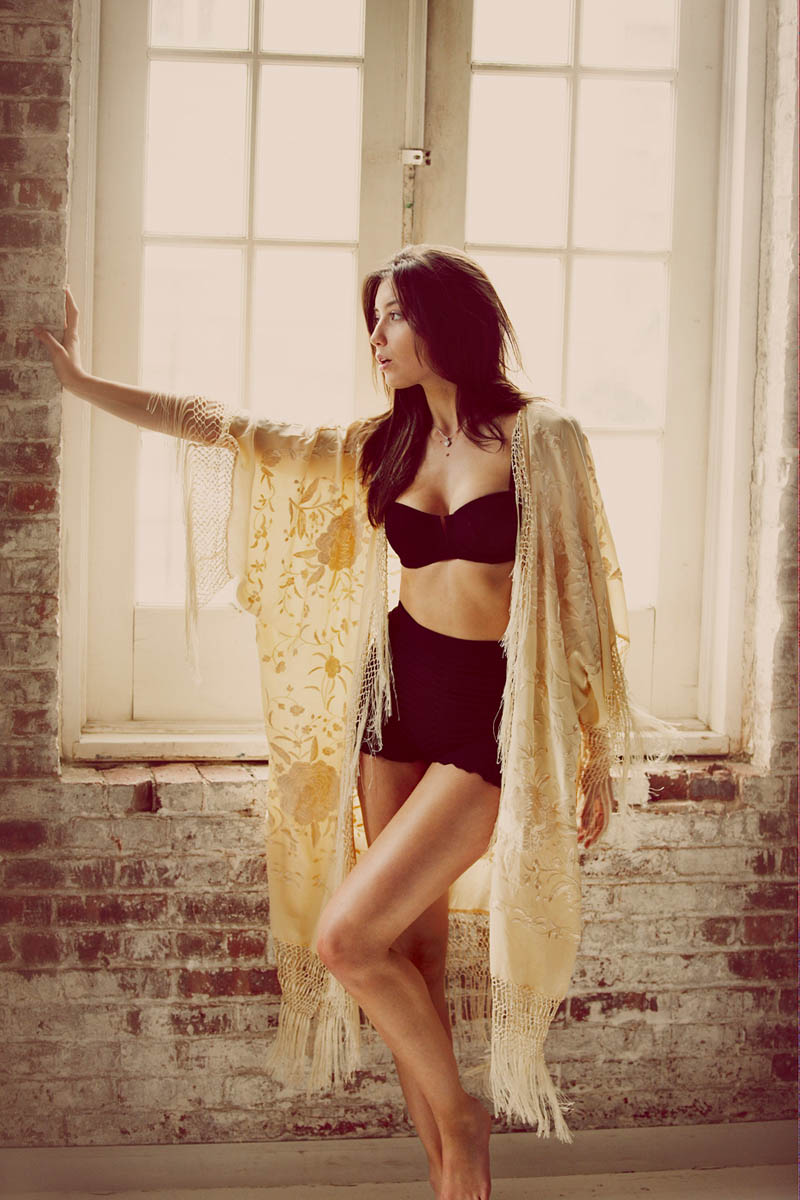 daisy lowe lingerie fp3 Daisy Lowe Stars in Free Peoples Intimates Campaign
