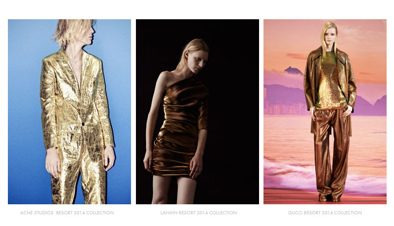 gold resort 4 Resort 2014 Trends to Watch