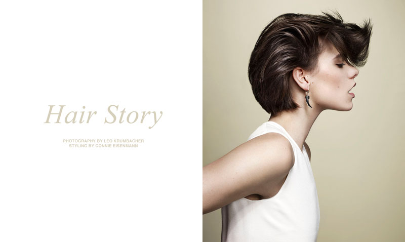 hair leo krumbacher Hair Story by Leo Krumbacher for Fashion Gone Rogue