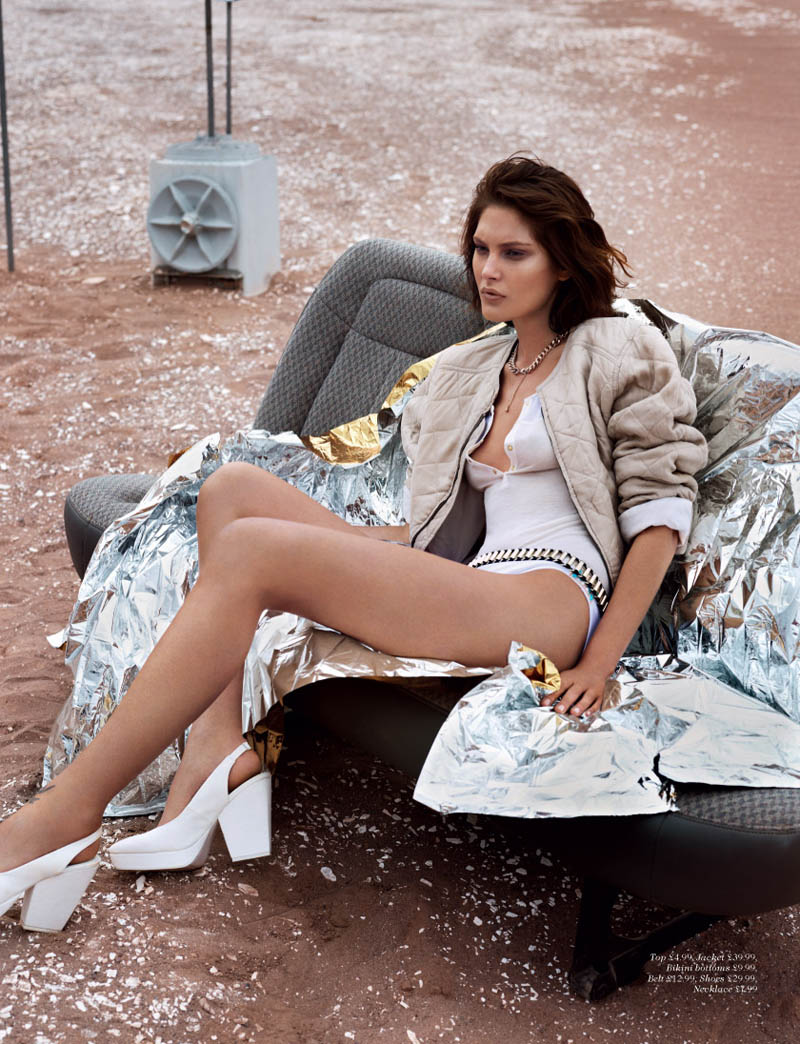 hm fantastic voyage10 Catherine McNeil Takes a Fantastic Voyage for H&M Magazine Summer 2013