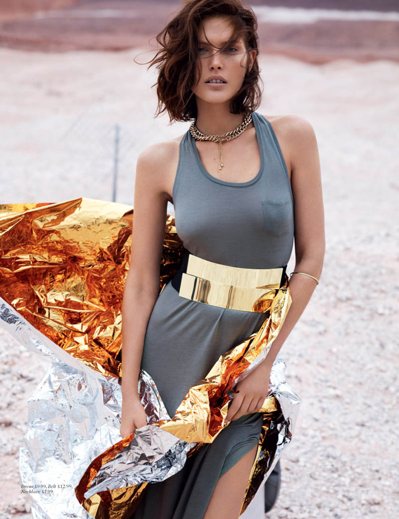 hm fantastic voyage3 Catherine McNeil Takes a Fantastic Voyage for H&M Magazine Summer 2013