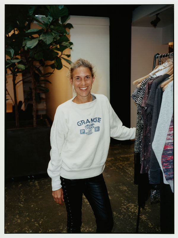 hm marant Isabel Marant Teams Up with H&M for Fall 2013 Collaboration