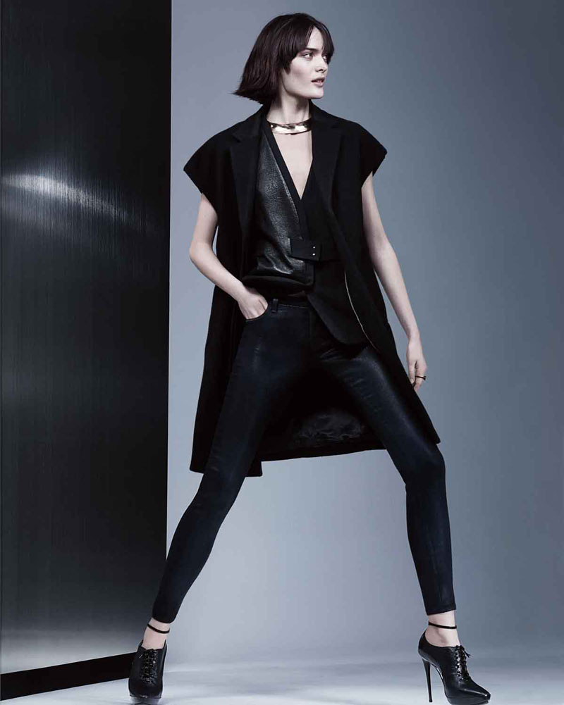 j brand2 Sam Rollinson Stars in J Brand Fall 2013 Campaign by Craig McDean