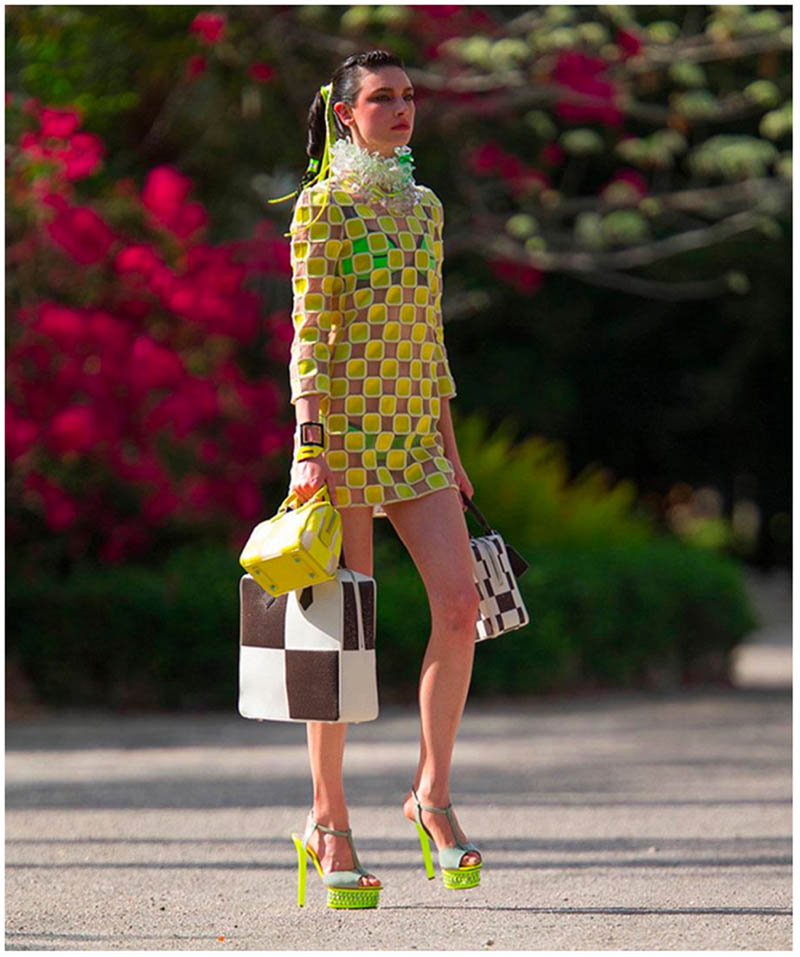 jacquelyn hans feurer dujour9 Jacquelyn Jablonski Dons Summer Style for Dujour Magazine by Hans Feurer