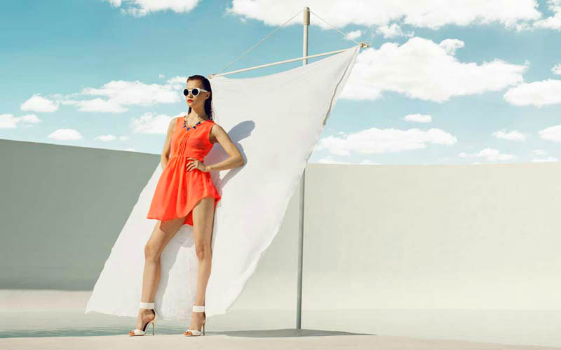 lulus summer19 Elina Vasilyevna Enchants for LuLus Summer 2013 Lookbook