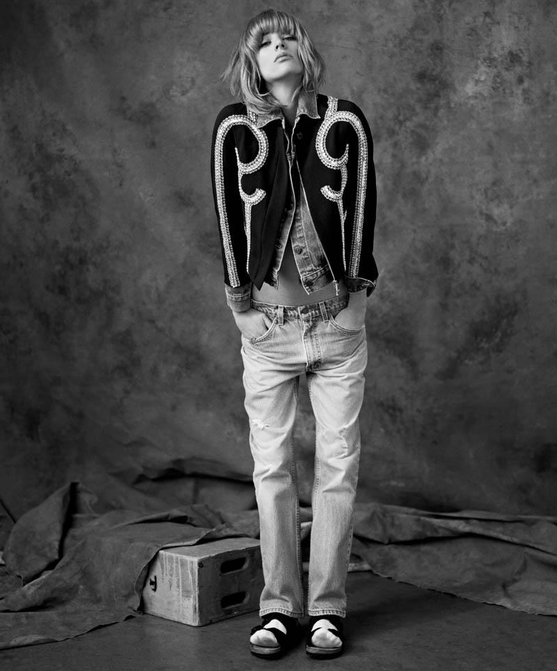milou singles shoot4 Milou van Groesen Models Casual Elegance for Singles Korea