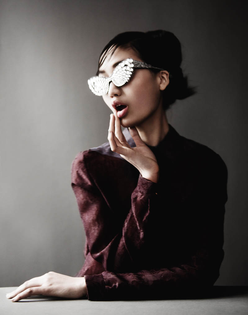 qi wen5 Qi Wen by Matthew Priestley in Eyes Wide Open for Fashion Gone Rogue
