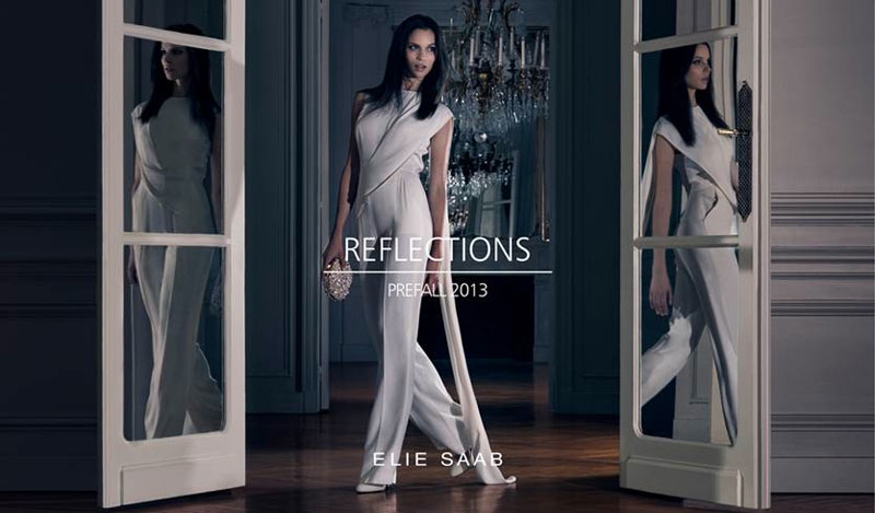 reflections elie saab Watch New Elie Saab Film, Reflections