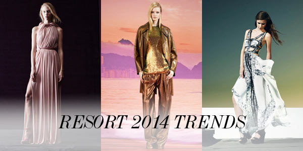 resort teaser 4 Resort 2014 Trends to Watch