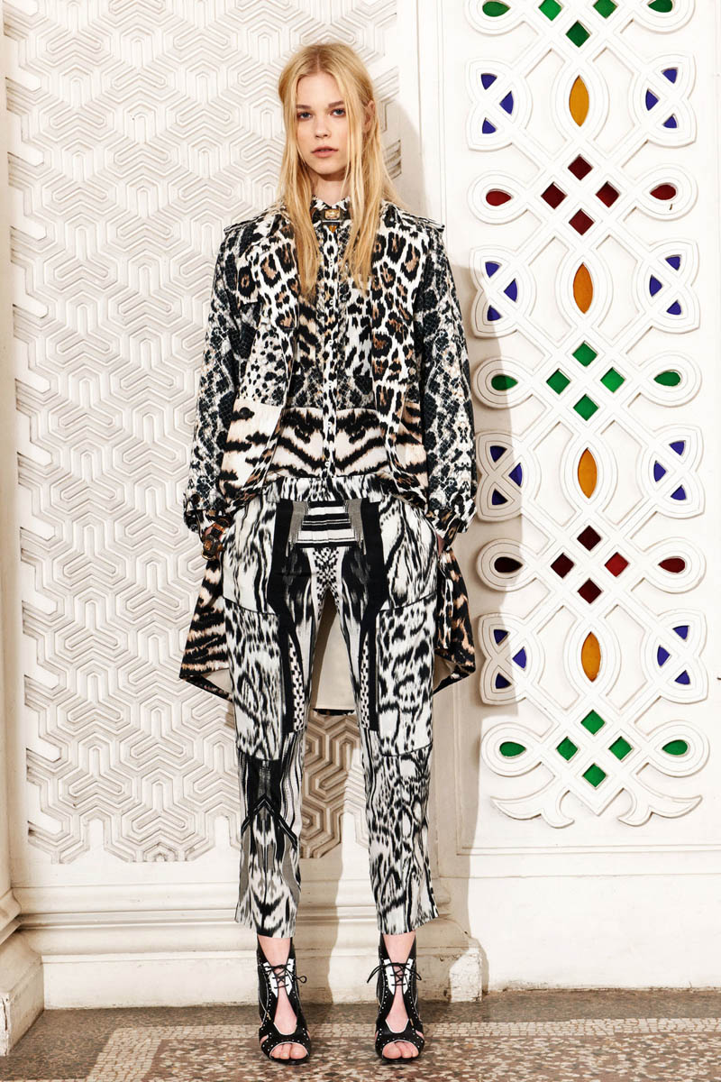roberto cavalli resort r1 Roberto Cavalli Resort 2014 Collection