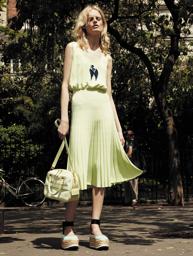sonia rykiel resort4 Sonia Rykiel Resort 2014 Collection
