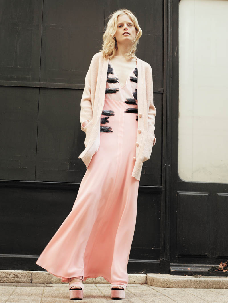 sonia rykiel resort5 Sonia Rykiel Resort 2014 Collection