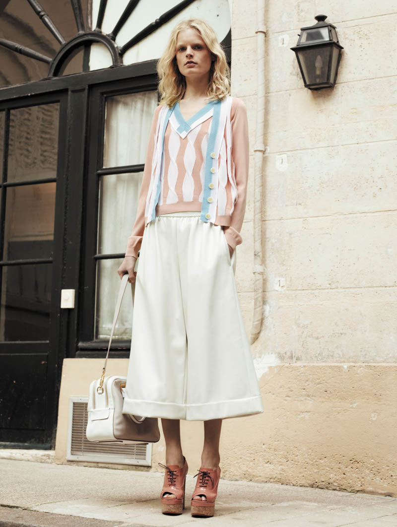 sonia rykiel resort7 Sonia Rykiel Resort 2014 Collection